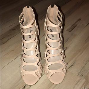 Limelight Nude Heels